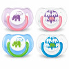 Philips AVENT SCF195/30 Classic Baby Pacifier, 6-18m
